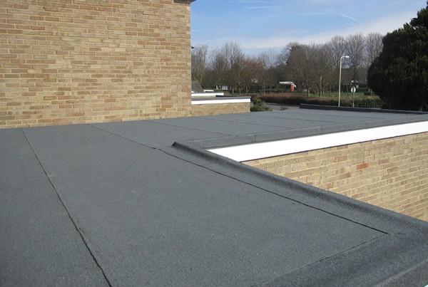Sbs Elastomeric Felt Flat Roofing Mjm Roofing